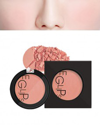 Eglips Apple Fit Blusher - 03 Sweet Peach